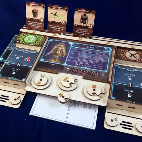 Gloomhaven Player Console