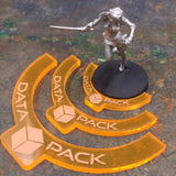 Data Pack Token Arcs