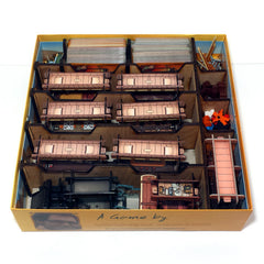 Box Organizer for Colt Express
