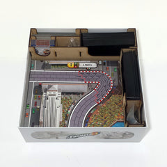 Box Organizer for Formula D