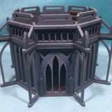 Gothic Building Top