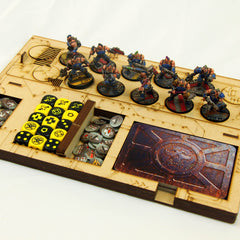 Gang Plank Event Tray