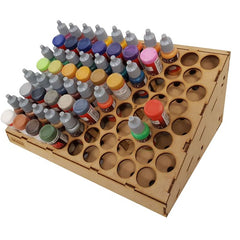 Hobby Dropper Bottle Rack