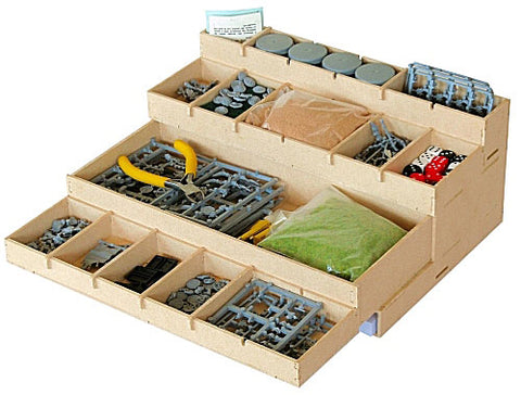 Hobby Parts Rack