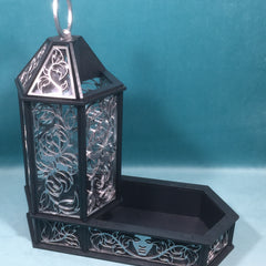 Lantern Dice Tower