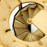 Spiral Stairs Can Kit