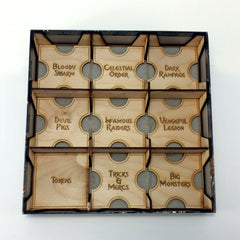 Box Organizer for Kharnage