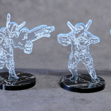 N3 Contour Silhouettes - Panoceania