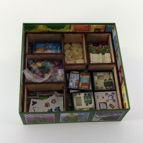 Box Organizer for Rampage