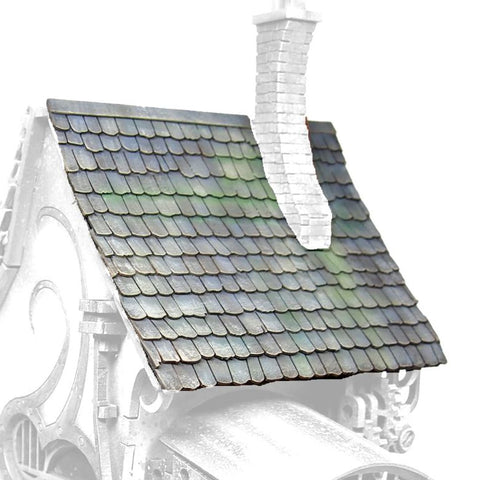 Twisted - Roof Tile Set