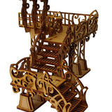 Twisted - Steampunk Staircase