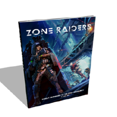 Zone Raiders - Core Rule Book
