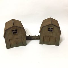 Wild West Two Barns