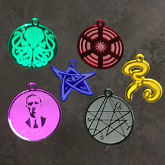 Cthulu Ornaments