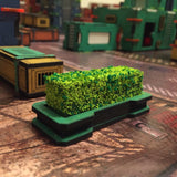 District #9 Shipping Container & Planter