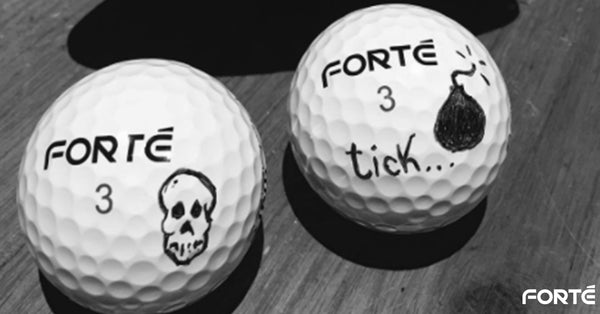 Why You Need to Mark Your Golf Ball?