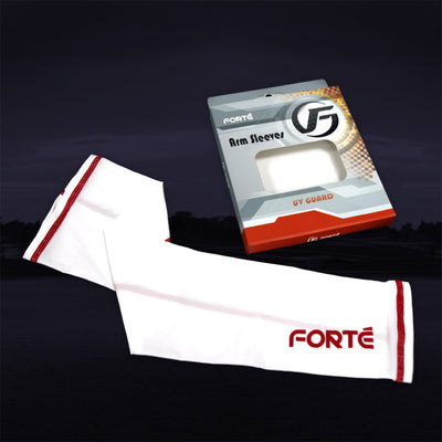 Golf Arm Sleeves - UV Guard (Pair) - FORTÉ Golf Australia