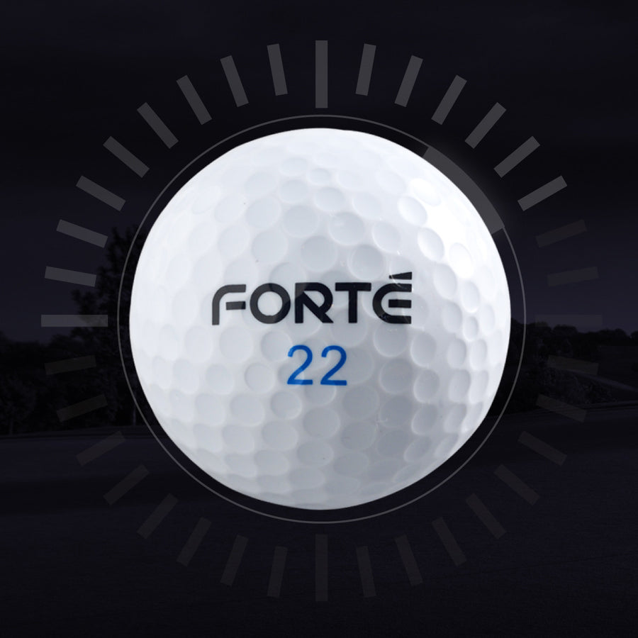 Forte SS2 Soft Golf Balls - 6 Dozens