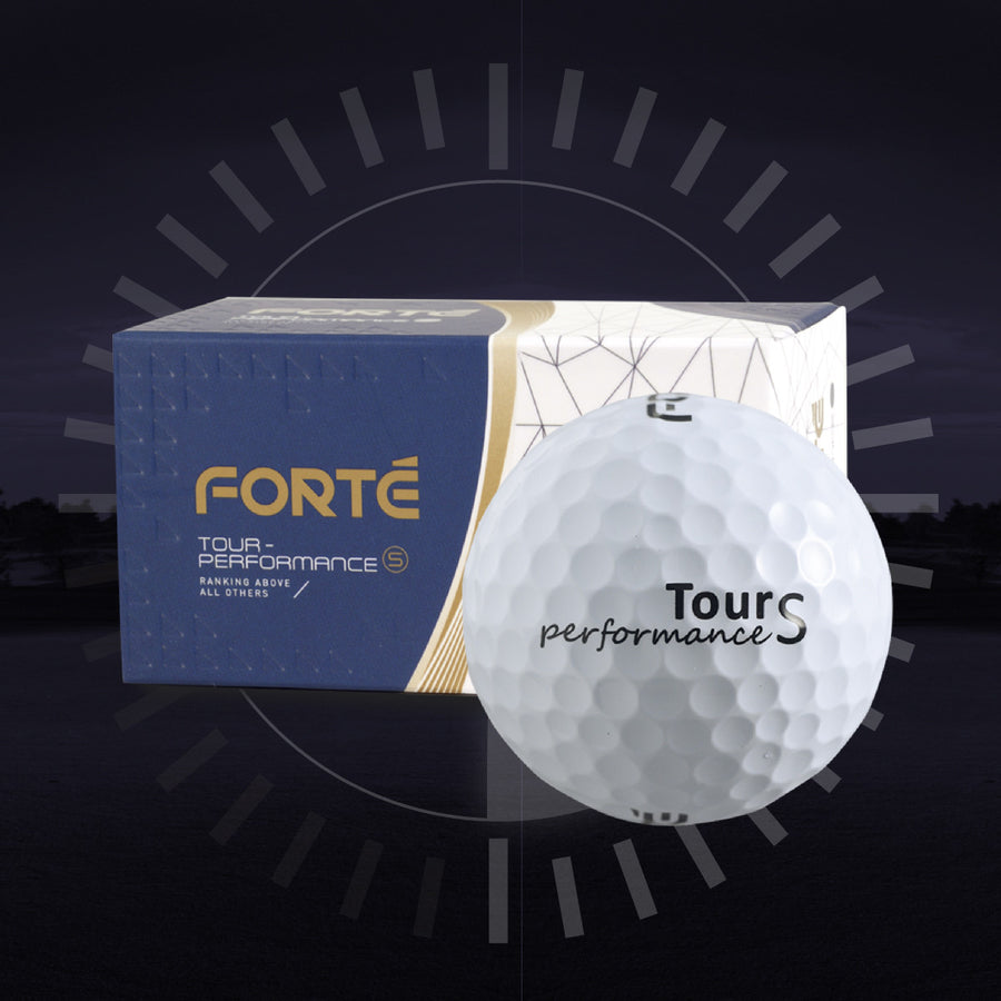 Tour Performance S - Trial Pack - FORTÉ Golf Australia
