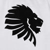 Ladies WATB Lion Tee (White)