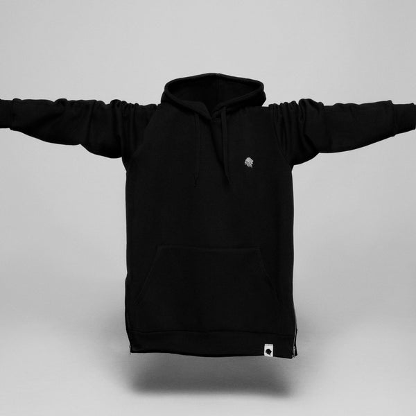WATB Classic Zipped Pullover Hoodie
