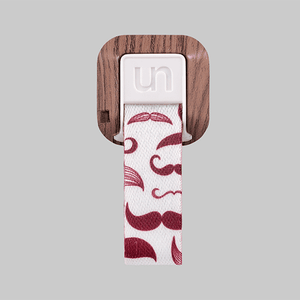 Ungrip Specials - Wood Mustache
