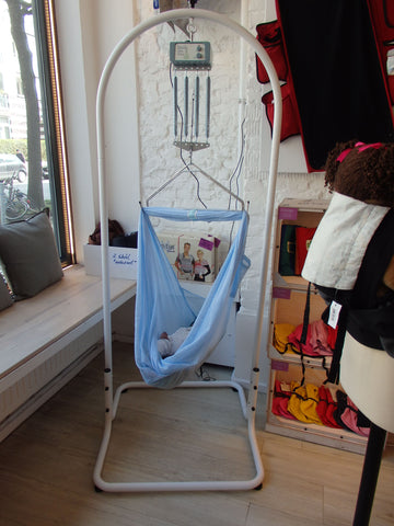 swing2sleep Komplettset bei MamaMotion in Hamburg