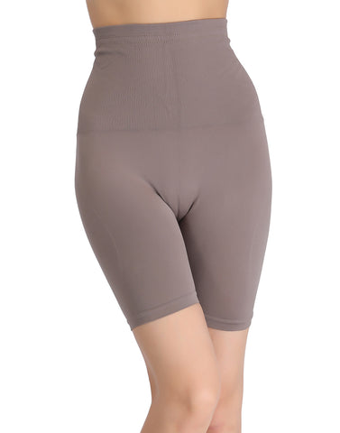 Clovia 4-In-1 Shaper - Tummy, Back, Thighs, Hips - Grey, , Shapewear Clovia Thailand