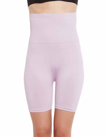 4-in-1 shaper - tummy, back, thighs, hips - Lavender, , Shapewear Clovia Thailand