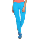 Stretchy High Rise Tights With Great Control, , Active Wear Clovia Thailand