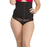 Tummy Belt In Black With Waist Cincher, , ShapeWear Clovia Thailand