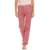 Cotton Pyjama With Floral Prints, , sleepwear Clovia Thailand