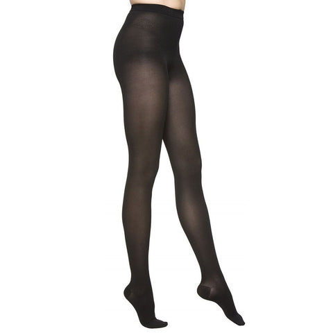 Light Weight Stockings in Black