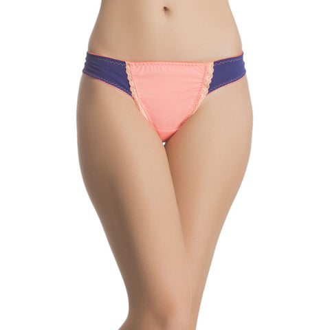 Lacy Polyamide Thong, , Panty Clovia Thailand