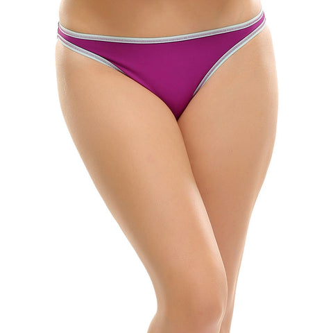 Bikinii In Dark Purple, , Panty Clovia Thailand