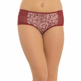 Set Of 2 Cotton Highwaist Hipster, L / Multicolor, Panty Clovia Thailand