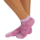 Short Ankle Socks - Light Pink, O / Pink, Socks Clovia Thailand