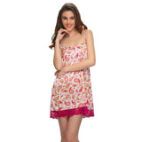 Short Nightdress In Wine, , sleepwear Clovia Thailand