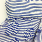 Kimora Lee Simmons Blue With Striped Bow Dress