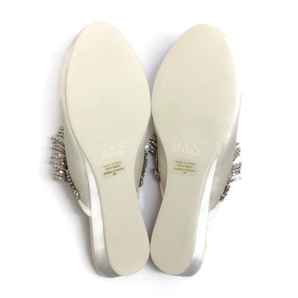 Satin Eyelash Slipper Cream by Luxe Me Now
