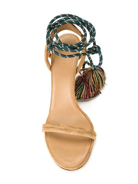 Aura Sandal by Isabel Marant top
