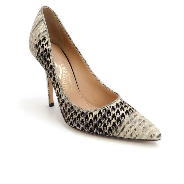 Susi Patch Multi Pumps by Salvatore Ferragamo