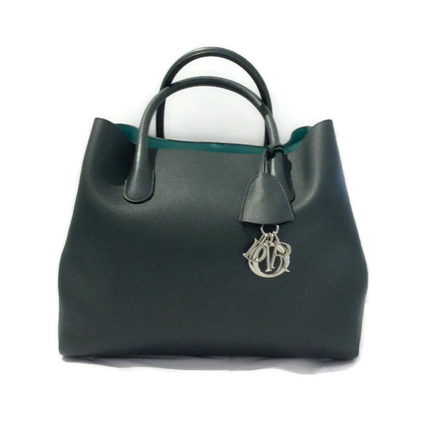 Green Tote Bag With Strap by Christian Dior