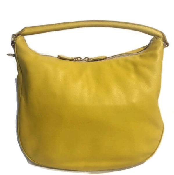 Limited Edition Yellow Satchel by Mark Cross