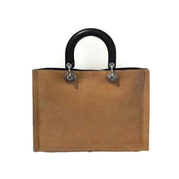 Dior Diorissimo Tan / Brown Satchel