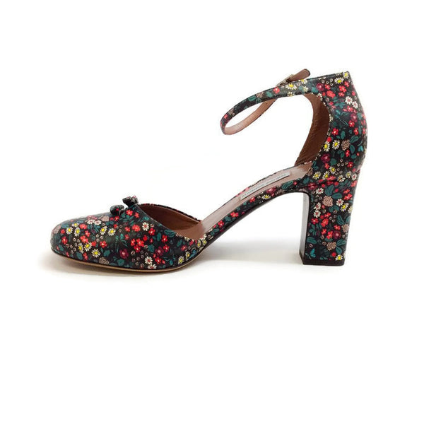 Amelia Multi Floral Sandals by Tabitha Simmons inside