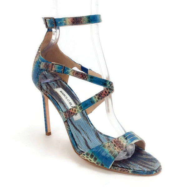 Villupo Multi Sandals by Manolo Blahnik