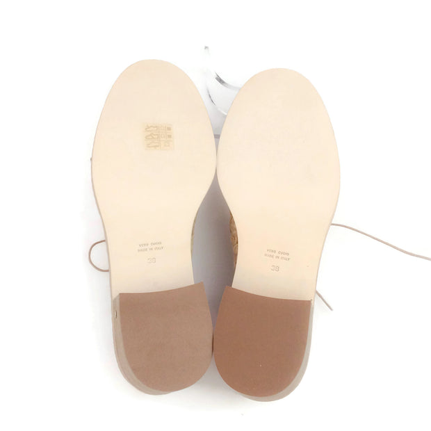 Laurence Dacade Natural Jeanne Oxfords