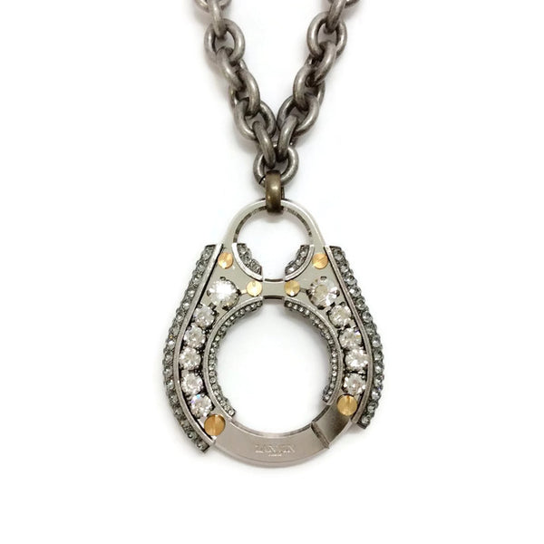 Joan Pendant Necklace by Lanvin front