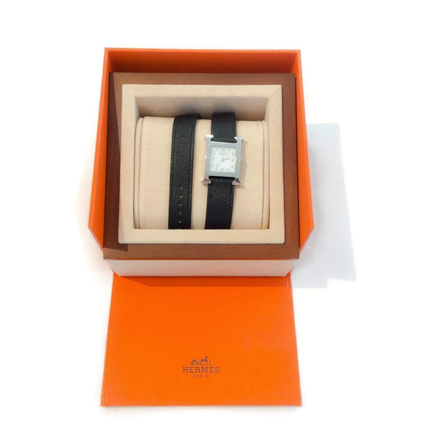 Hermès Heure HPM Watch with box